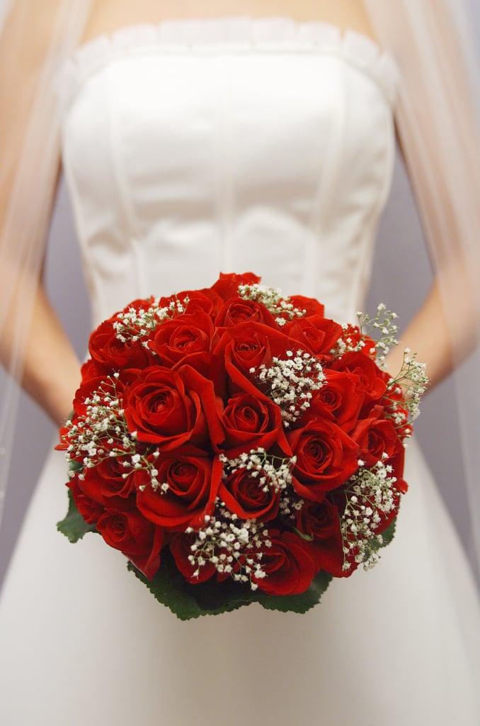 Rose rosse per sposa