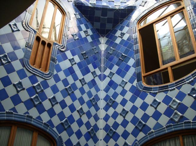 Casa Battlò - interno