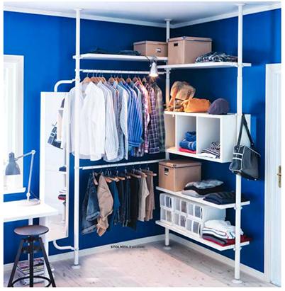 Cabine armadio Stolomen IKEA