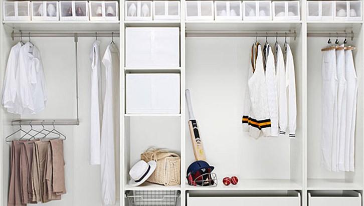 Guardaroba Pax IKEA
