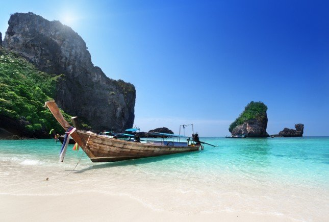 Isole Phi Phi, Thailandia