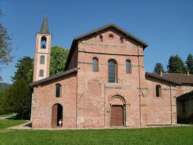 Badia di Tiglieto, la prima fondata dall'Ordine cistercense