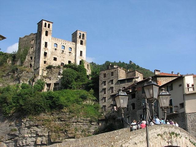 Castello dei Doria Dolceacqua