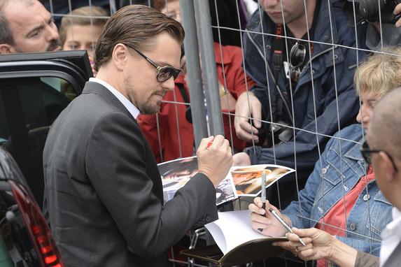 Leonardo DiCaprio © AFP