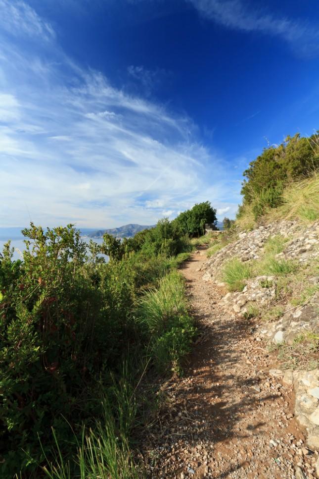 Vette di Liguria, nei pressi di Portofino