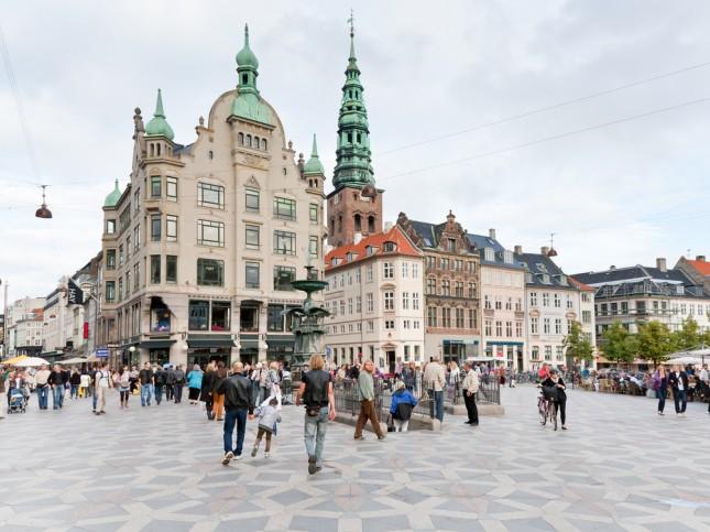 piazza Amager, Copenhagen