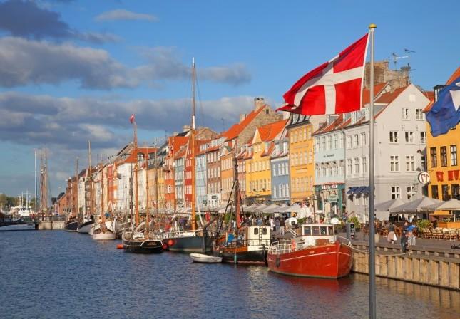 Copenhagen, distretto di Nyhavn