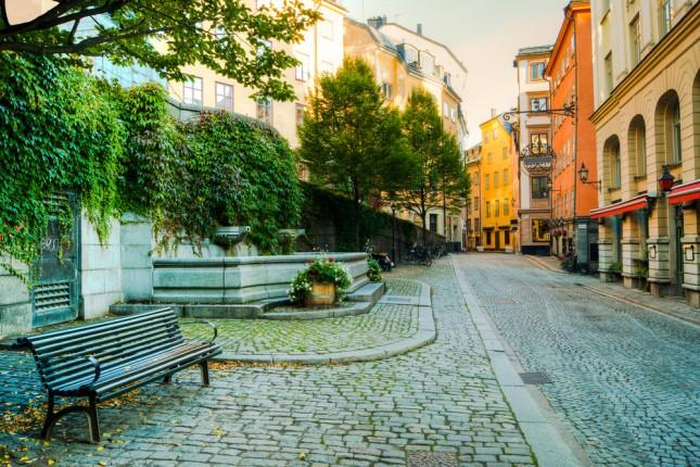 Strade della città vecchia