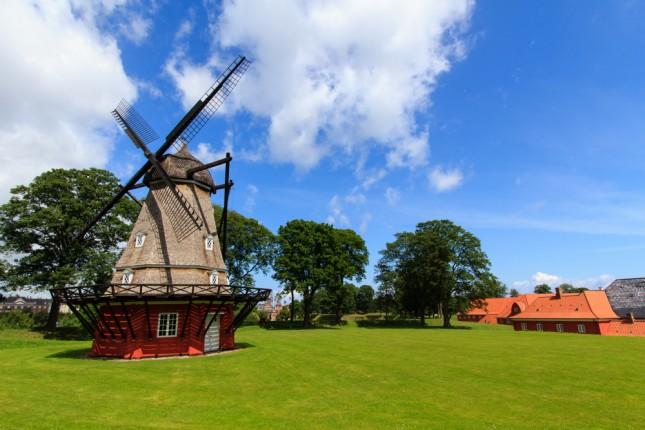 mulino a vento, Copenhagen