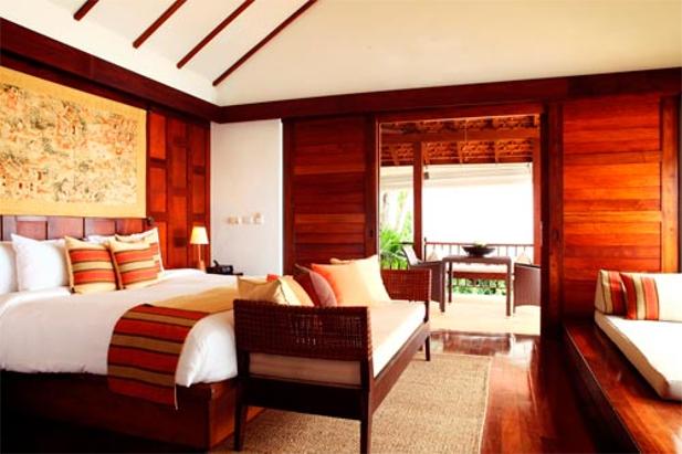 Oriental Living: camera da letto
