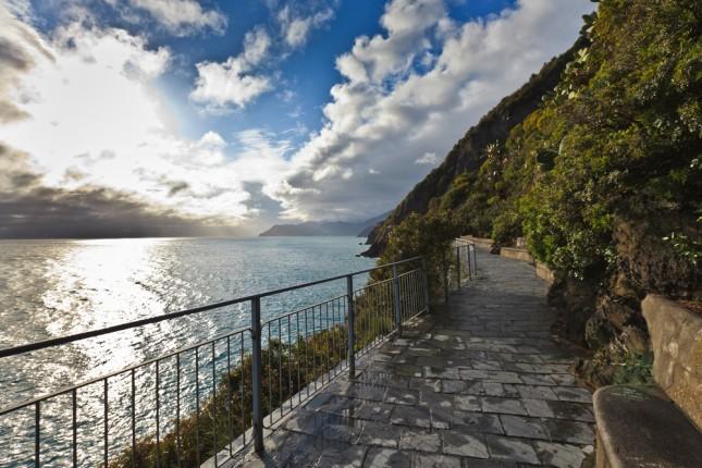Cinque Terre, il sentiero dell'amore