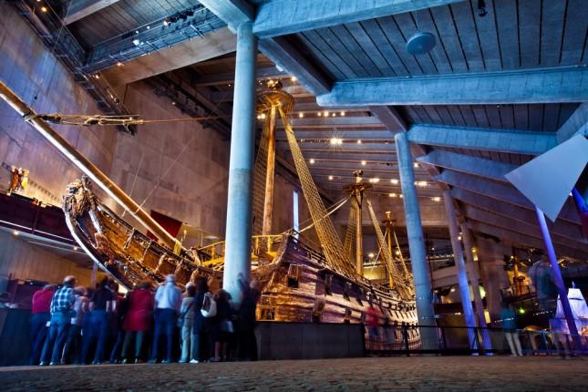 Il vascello Vasa