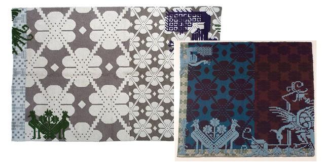 Tappeti Patricia Urquiola prodotto e distribuito da Bentuitalia.it