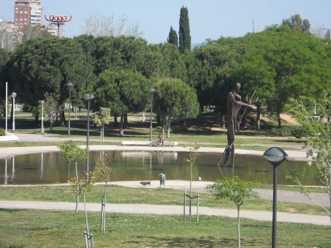 Giardini del Turia / Barbara