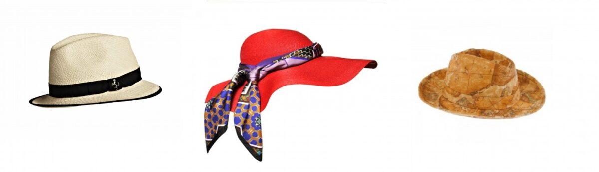 Cappello panama in paglia Ferrari, Etro e Alviero Martini