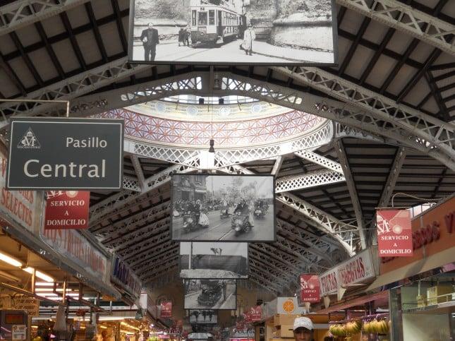Interno Mercato Centrale / Barbara