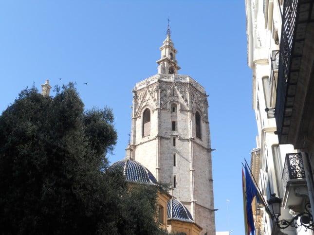 Miguelete, Campanile della Cattedrale / Barbara