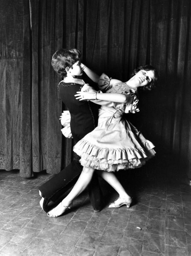 Gabriele Basilico, Dancing in Emilia, 1978
