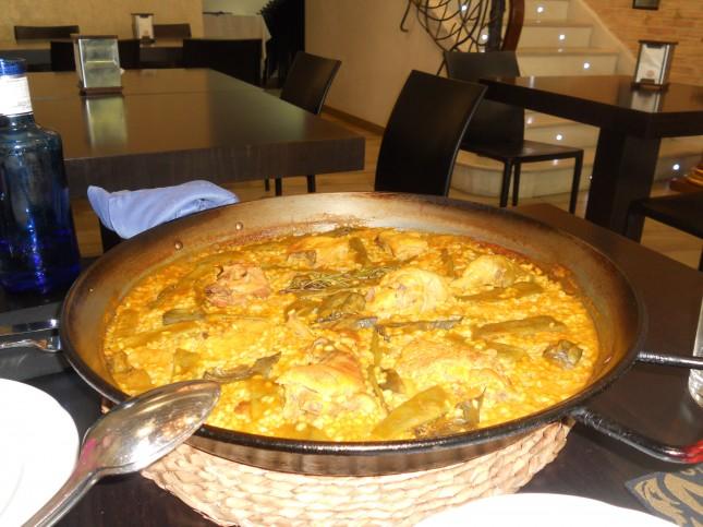 Paella Valenciana / Barbara