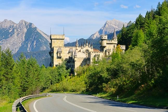 Il castello si Seefeld