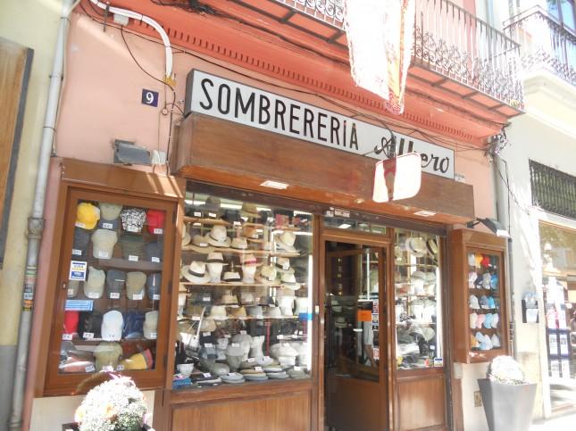 Sombrereria / Barbara