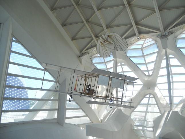Velivolo_Museo delle Arti / Barbara