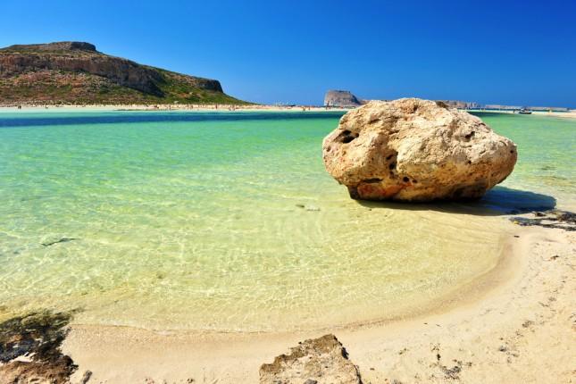 Creta, baia Ballos