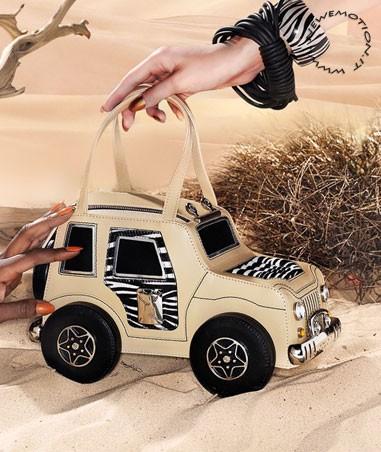 La Jeep Bag di Braccialini per l'estate 2013