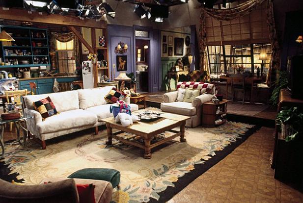 Friends: nel salotto di Monica e Rachel