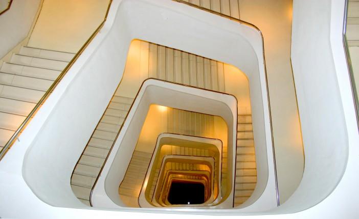 La magica architettura che Herzog&deMeuron hanno realizzato per la Fundación CaixaForum.