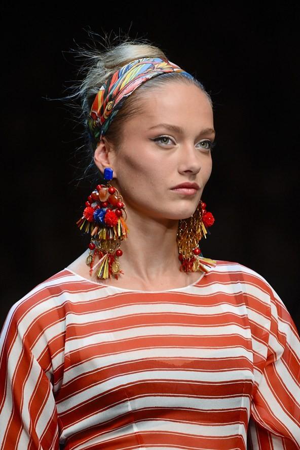 Orecchini Dolce&Gabbana 2013