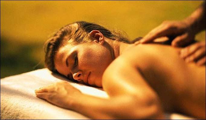 Massaggio al centro Unica