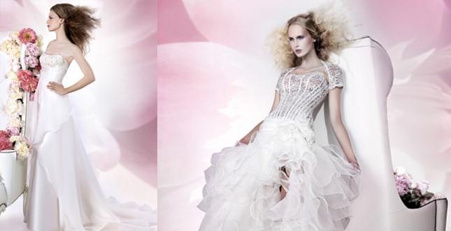 Collezione abiti sposa Carlo Pignatelli Couture - 2013