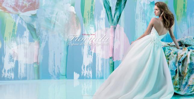 Collezione abiti sposa Carlo Pignatelli Fiorinda - 2013