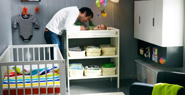 Cameretta per neonato di Ikea