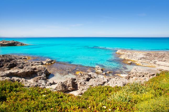 Formentera: Es Calò des Mort
