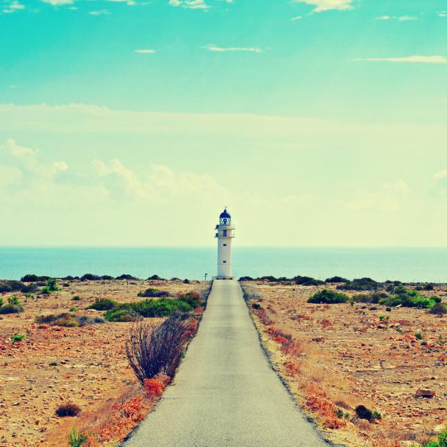 Formentera: Il Faro Barbaria