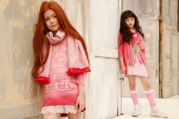 Lù:lù Girls: principesse rosa