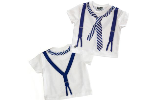 La t-shirt Grant Garçon per il Royal Baby