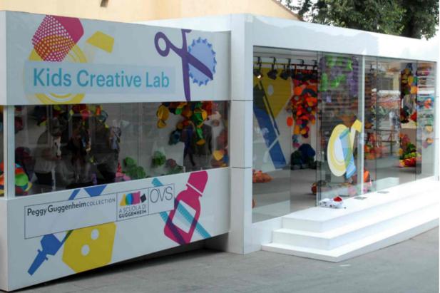 Stand Kids Creative Lab - Pitti Bimbo 2013