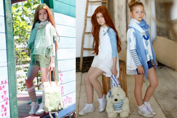 Lù:lù Girls: sailor style!
