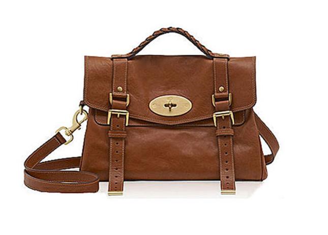 la borsa Alexa di Mulberry.