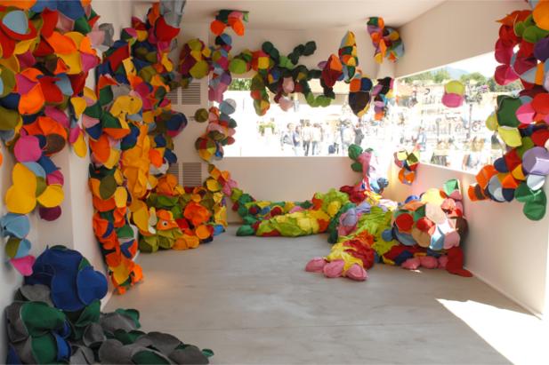 Kids Creative Lab OVS al Pitti Bimbo 2013