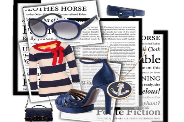 Lo stile marinaro è comodo e fashion: scarpe, accessori, abiti...tutto ricorda il mare