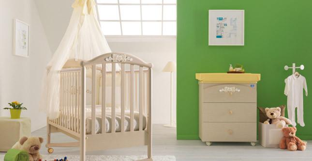 Cameretta neonato TipTap di Pali