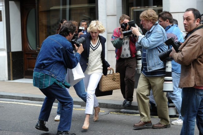 Diana e i paparazzi