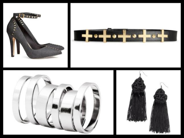 Scarpe e accessori H&M