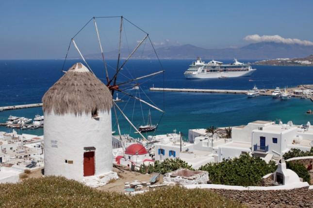 Mykonos, Royal Caribbean