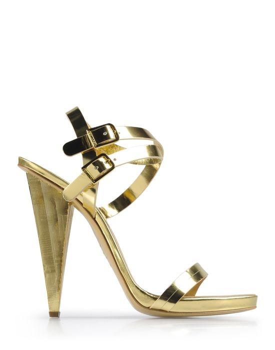 Sandali oro / dsquared2