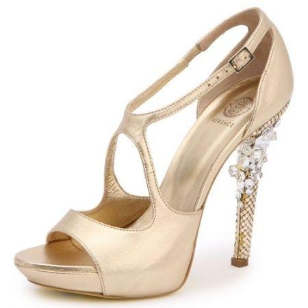 Versace Scarpe gioiello / mylenstyle
